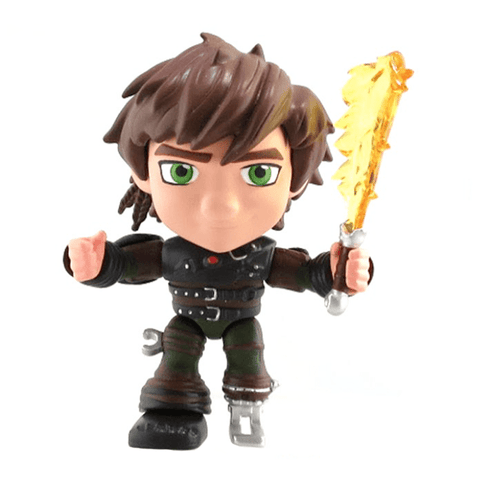 Hiccup - How To Train Your Dragon - Action Vinyls