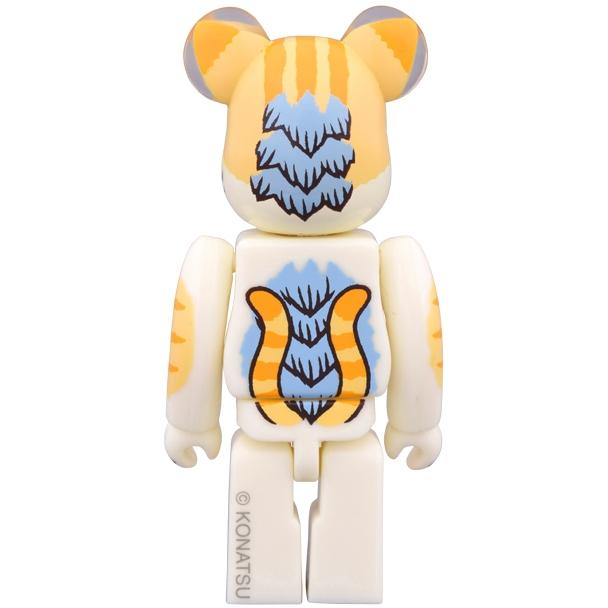 Negora Odd Eyes 100% Be@rbrick