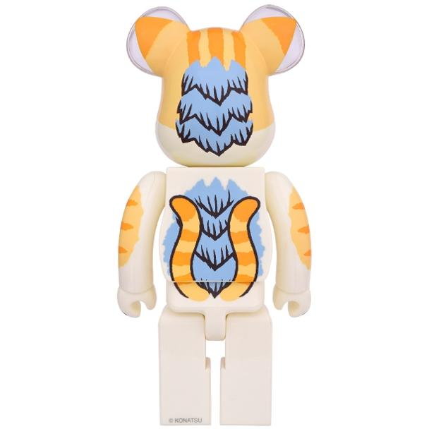 Negora Odd Eyes 400% Be@rbrick