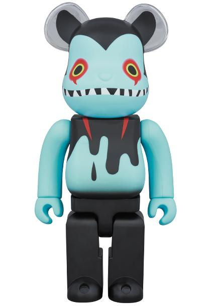 Devilman x Byron Be@rbrick 400% + 100% Set