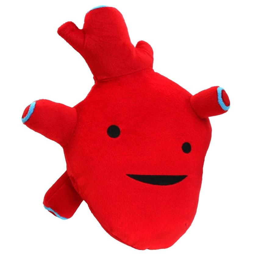 Humongous Heart Plush