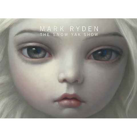 Micro Portfolio 6: The Snow Yak by Mark Ryden