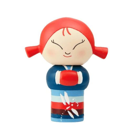 Laughing Momiji Doll