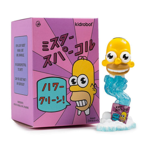 "Mr. Sparkle 3"" Figure"