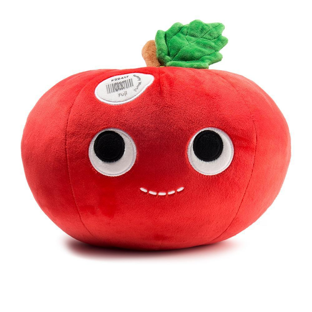 Ally and Sally Red Apple - 10 inch Yummy World Plush