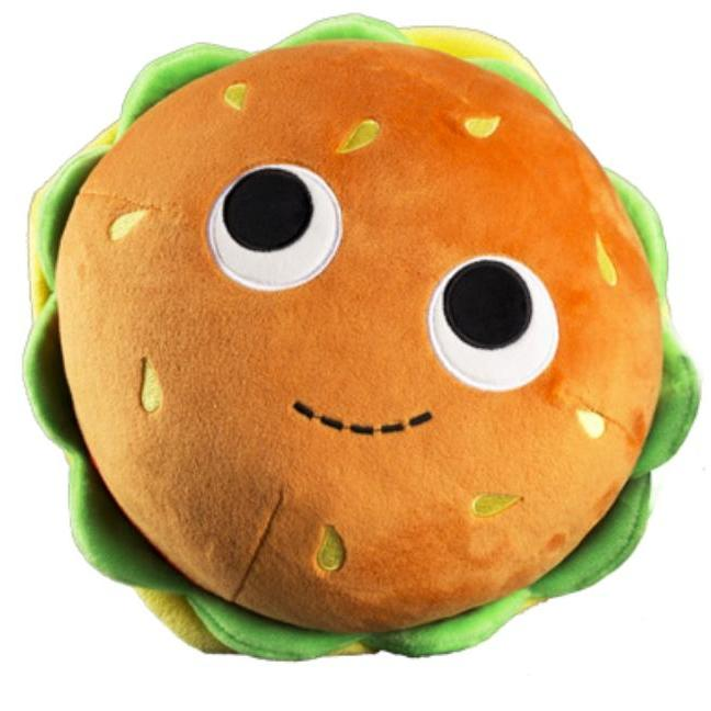 Buford Burger - 10 inch Yummy World Plush