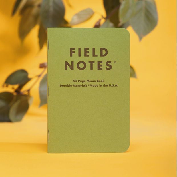 Field Notes Shenandoah 3-Pack