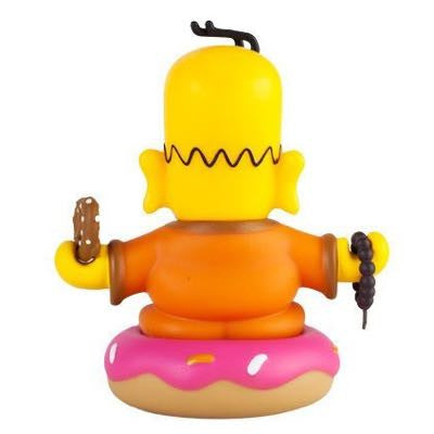 The Simpsons: Homer Buddha 3""