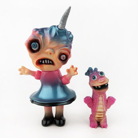 Esme/Derplii Combo Pack — Pretty in Pink by Phobia Toys