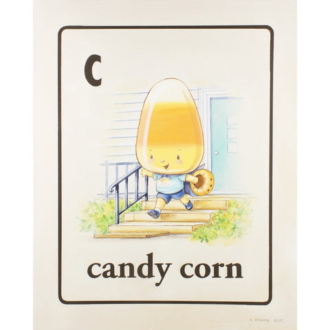 Candy Corn by Cindy Scaife