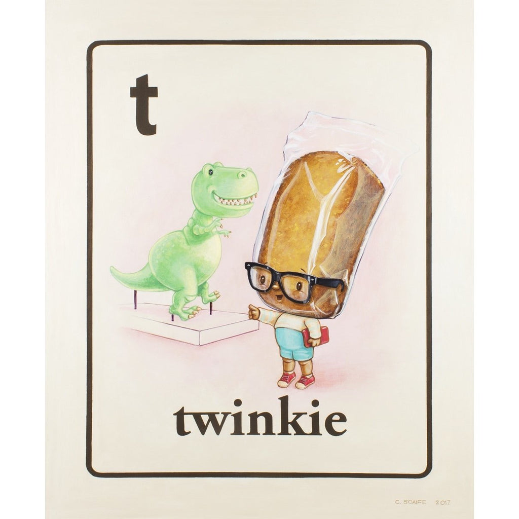 Twinkie by Cindy Scaife