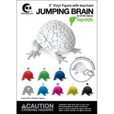 Jumping Brain with Keychain - Single Blind Box