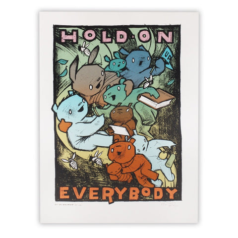 Hold On everybody by Jay Ryan