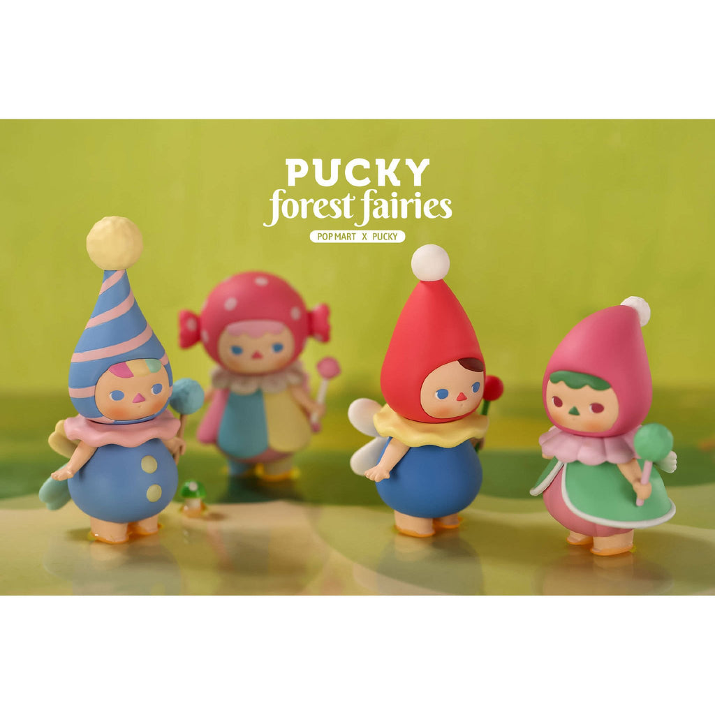 Forest Fairies Blind Box Series by Pucky