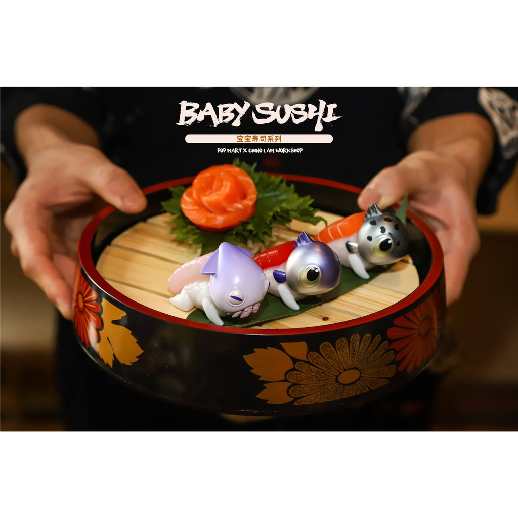 Baby Sushi Series by Chino Lam