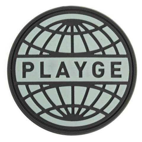 Playge Soft Vinyl Patch - Mint