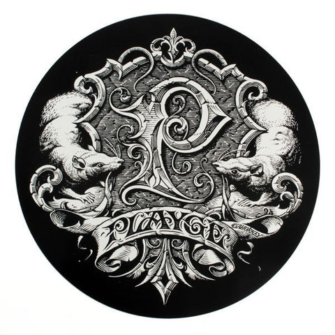 Big Ass Playge Sticker