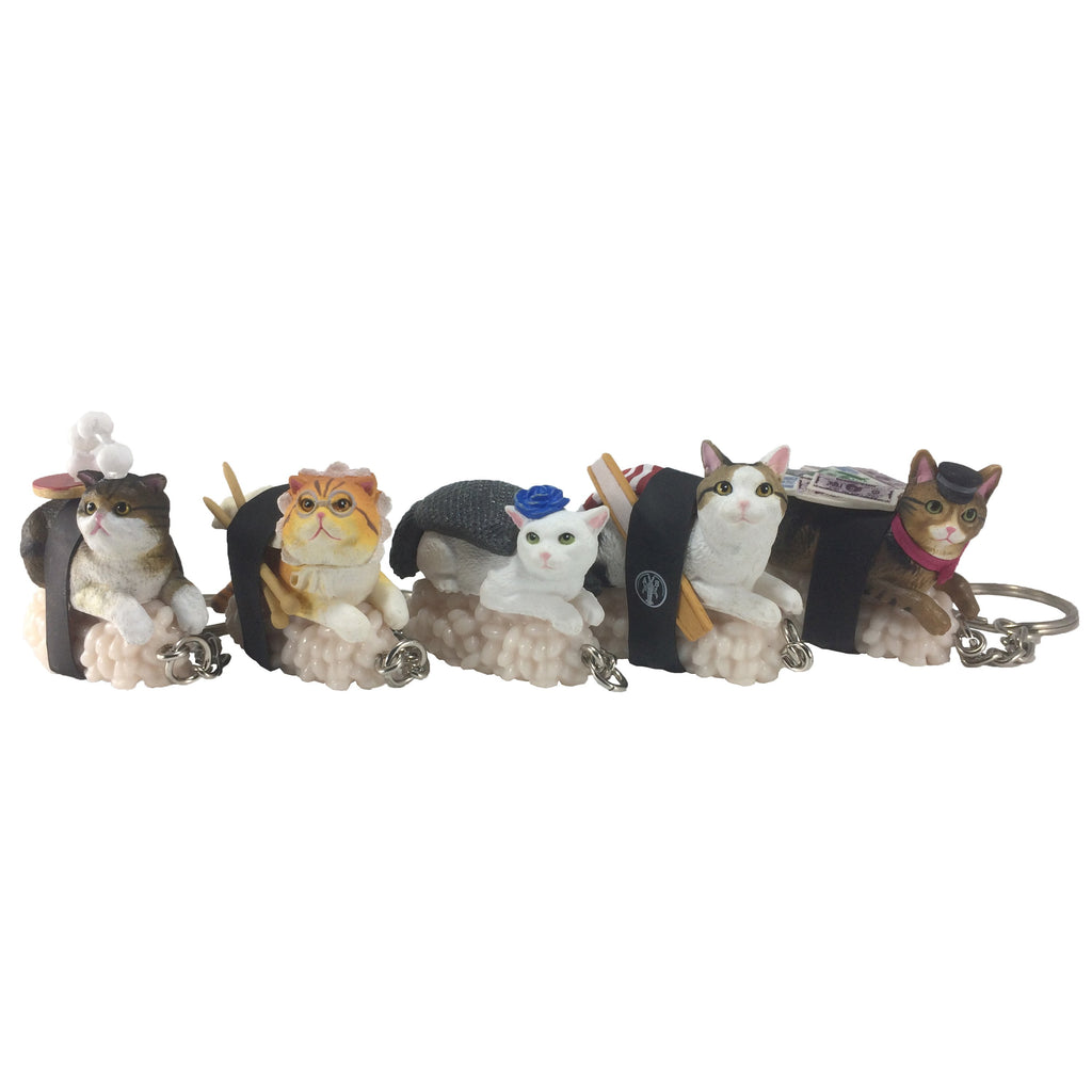 Sushi Cat Series Two Blind Box