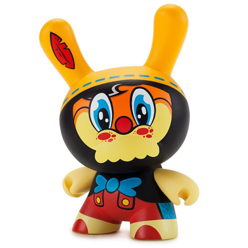 No Strings on Me Dunny 8-Inch by WuzOne