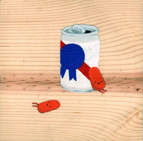 Found Item No. 1: Beer by Tony Rabit