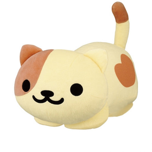 Neko Atsume Mecha Cream-San Large Plush