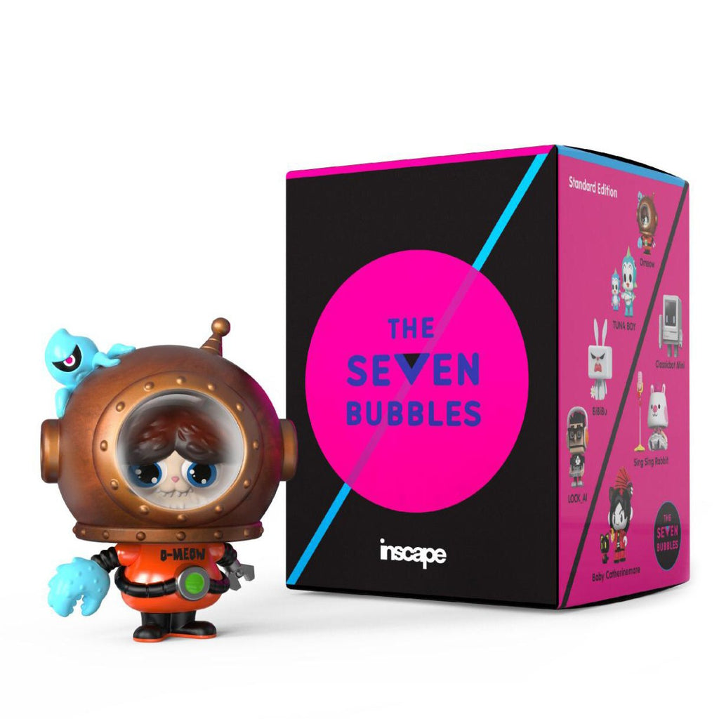 The Seven Bubbles Blind Box Series