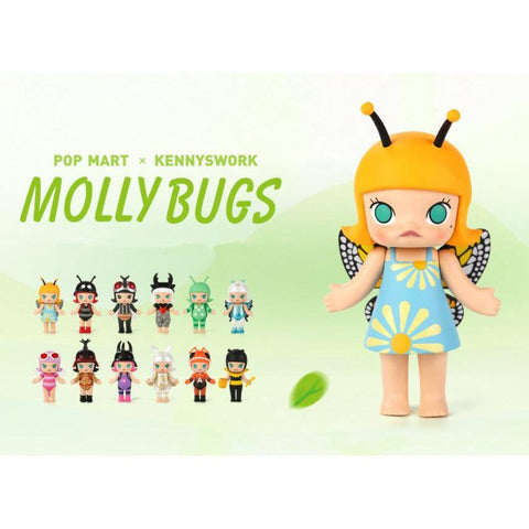 Molly Bugs Blind Box Series by Kennyswork