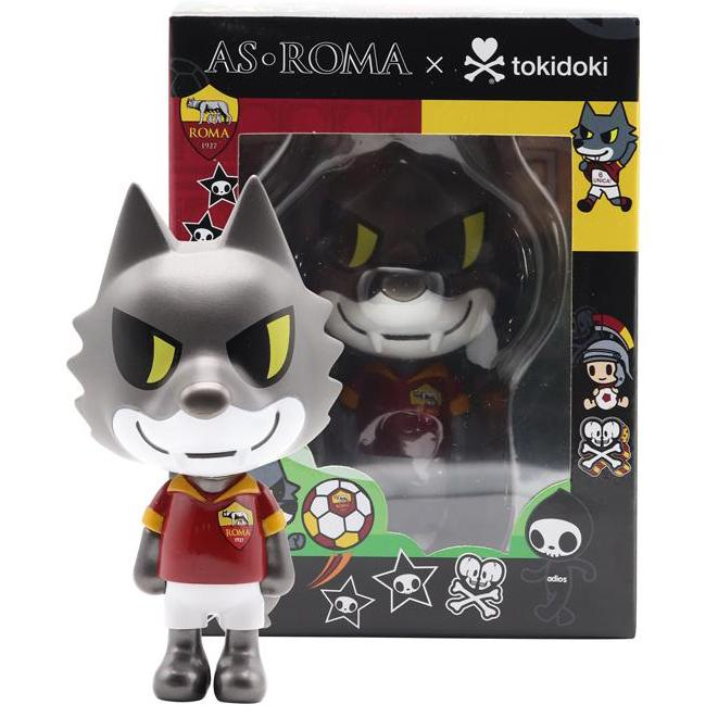 AS Roma x Tokidoki Romolo Vinyl Figure