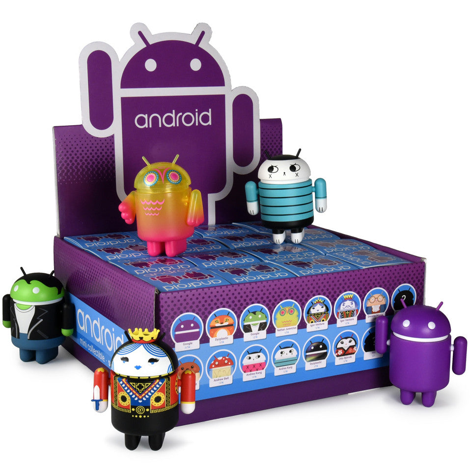 Addroid Series 6 - Single Blind Box