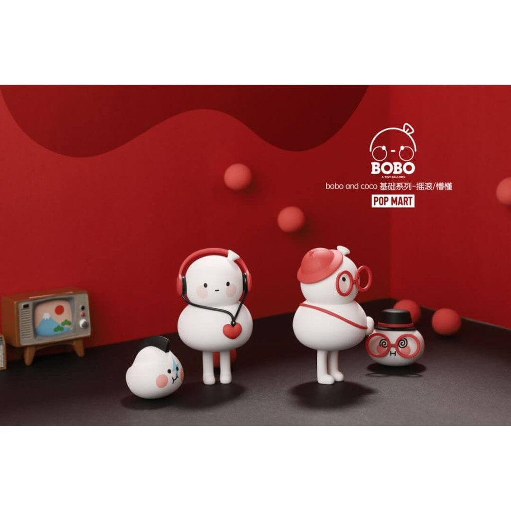 Bobo and Coco Series by Pop Mart — Pre-Order