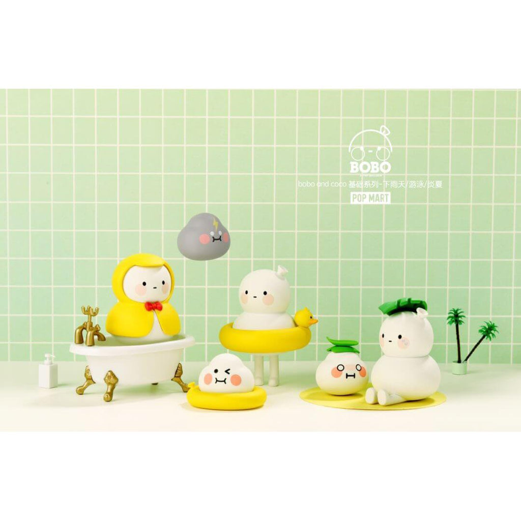 Bobo and Coco Series by Pop Mart