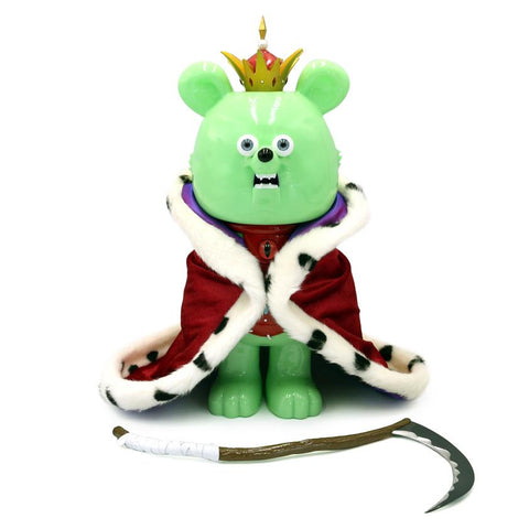 Bearby, King of Bears Vinyl Figure by T9G