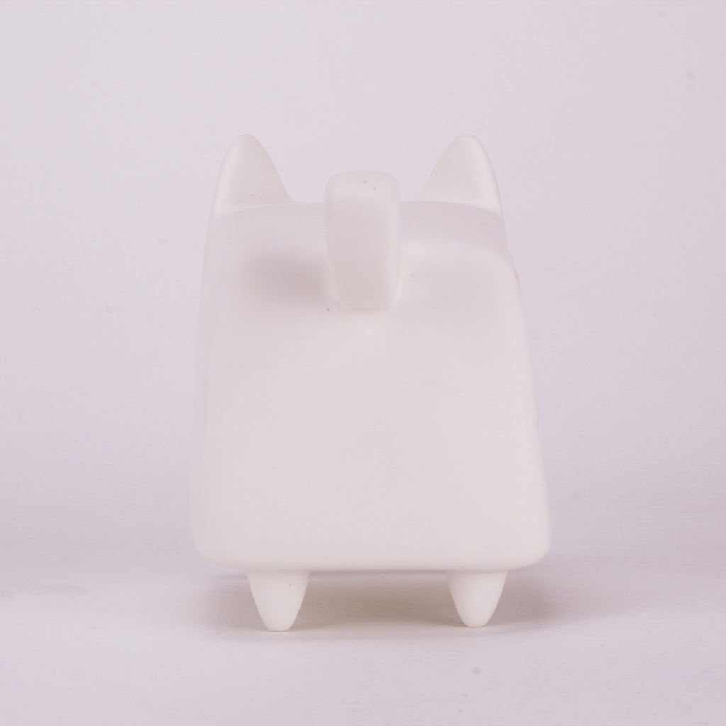 DIY BOXCAT by Rato Kim - White
