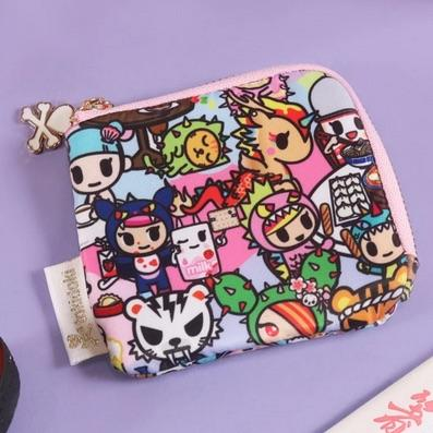 Toki Takeout Coin Purse