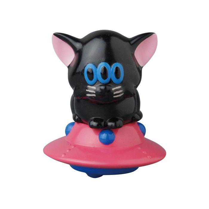 VAG  Series 17 – Calm Cat UFO by Art Junkie