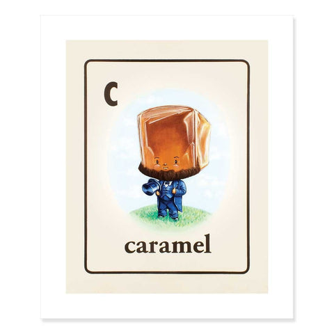 Caramel Print by Cindy Scaife Pre-Order