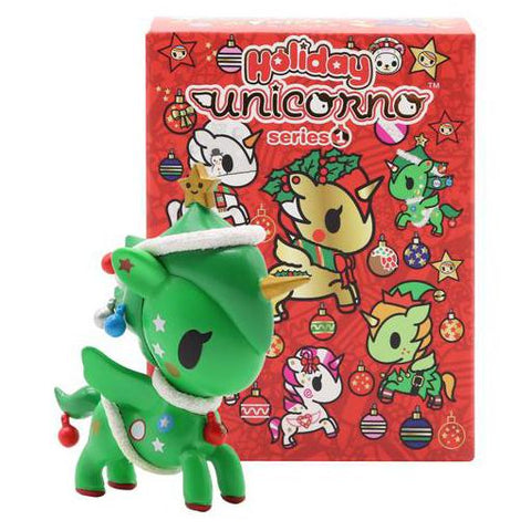 Holiday Unicorno Blind Box Series 1