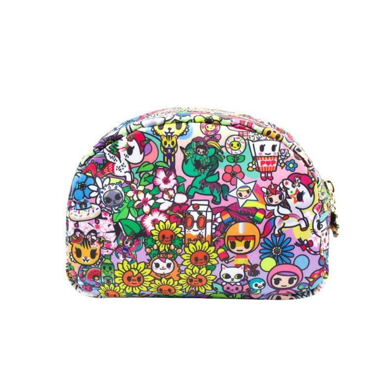 Tokidoki Flower Power Cosmetic Case