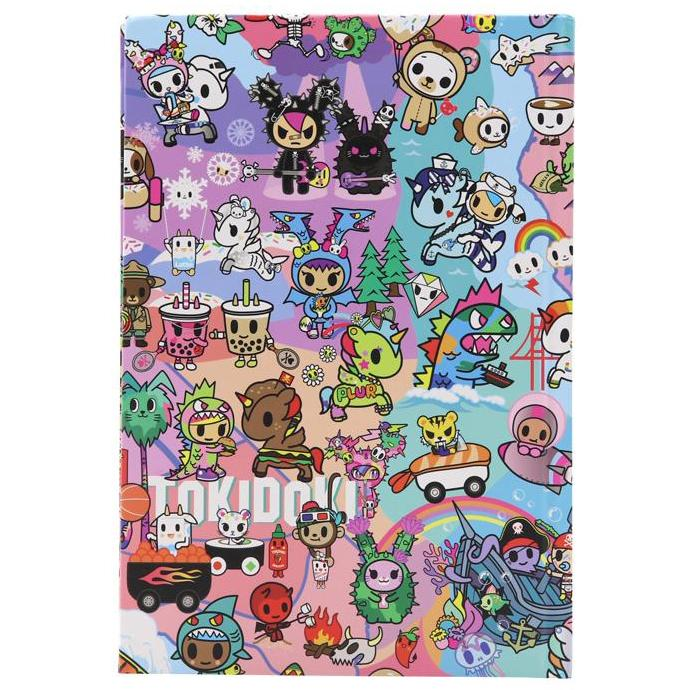 Cotton Candy Dreams Notebook from Tokidoki