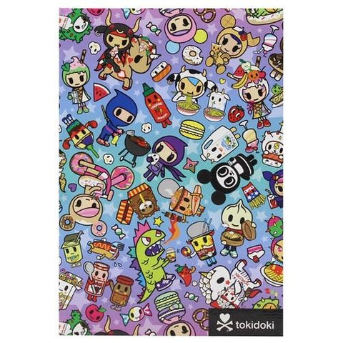 "Tokidoki ""Cravings"" Hardcover Notebook"