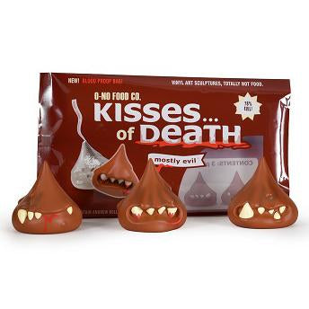 Kisses of Death 3 Pack - Mostly Evil Version