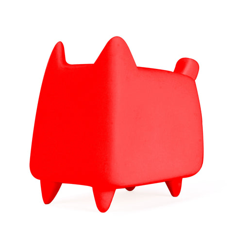 DIY BOXCAT by Rato Kim - Red Rotofugi Exclusive