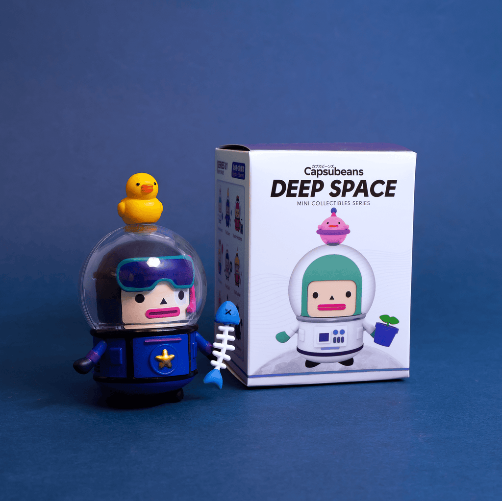 Capsubeans- Deep Space Blind Box