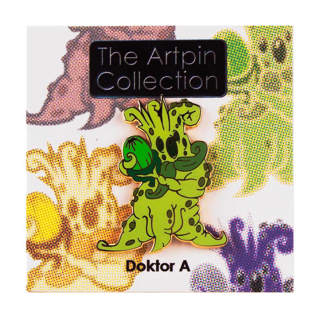 The Artpin Collection - Mandrake Root by Doktor A