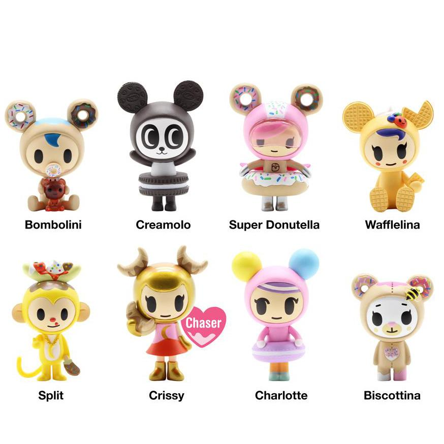 Donutella and Her Sweet Friends Series 3 Blind Box