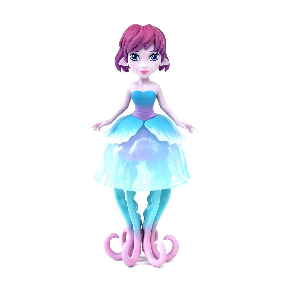 Ellie the Jellyfish Princess by MJ Hsu — Teal Edition