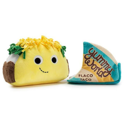 Flaco Taco - Yummy World 10-inch Plush