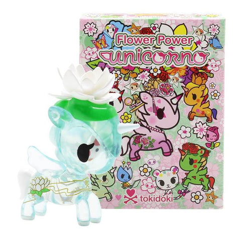 Flower Power Unicorno Blind Box Pre-Order