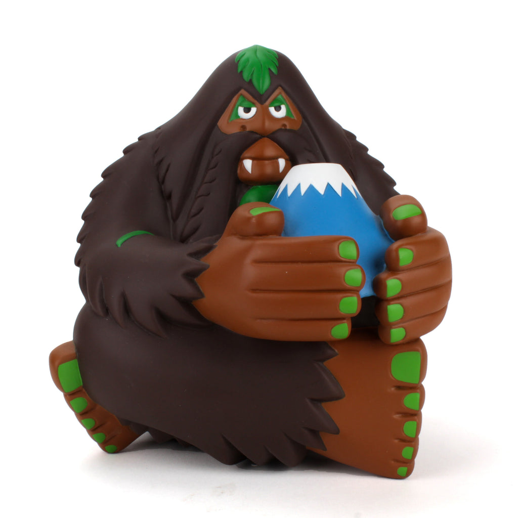 Bigfoot's Fujisan - Mountain Spirit Edition (Brown)