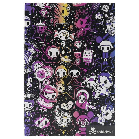 Galactic Dreams Hard Cover Notebook from Tokidoki